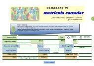 matrícula consular - Brasileiros no Mundo