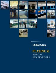 Download Document - JCDecaux North America