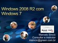 Virtual Applications - Green Treinamento