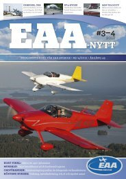 Nr 3-4 2012 - EAA chapter 222