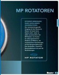 mP rotatoren - LIWATEC AG
