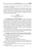 ATTI E PROCEDIMENTI AMMINISTRATIVI 1. L. 7 ... - La Tribuna - Page 7