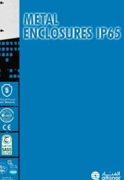 Metal Enclosures IP65 Catalogue - AEC Online