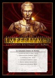 Imperivm GBR - Le Grandi Sfide di Roma - FX Interactive