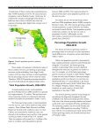 Issues at the Rural-Urban Fringe: Florida's Population Growth, 2004 ... - Page 2