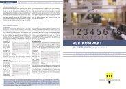 RLB KOMPAKT KOMMERZKUNDEN ausgabe 2/2003 - Raiffeisen
