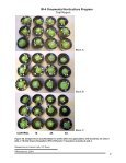IR-4 Ornamental Horticulture Program Trial Report - Heiner Lieth - Page 6