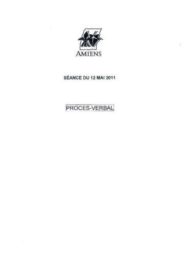 MEHIMMEOETSI : Je vous propose d'émettre un avis - Amiens