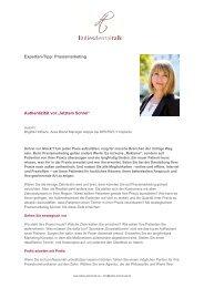 Tipp als PDF-Download - Ladies Dental Talk