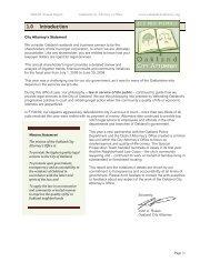 2008-09 Annual Report - Oakland City Attorney