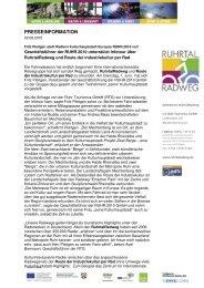 20100602_Fahrradkultur mit Fritz Pleitgen.pdf - Ruhrtal Radweg
