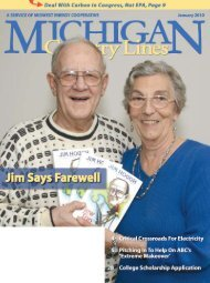 Some - Michigan Country Lines Magazine