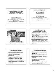 Handouts - Alabama Department of Public Health