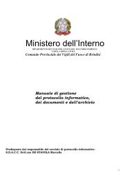 Min_Interno - Comando provinciale VVFF Brindisi.pdf - DigitPA
