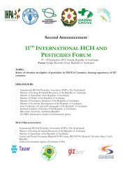 11 th HCH Forum 2nd Announcement.pdf - Masaryk University
