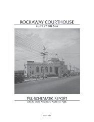 ROCKAWAY COURTHOUSE - NYCEDC