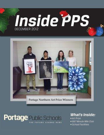 December 2012 - Portage Public Schools