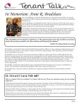 Tenant Talk 2-1 - National Low Income Housing Coalition - Page 4