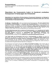 Pressemitteilung Stipendiaten des Cusanuswerks ... - Cusanus.net