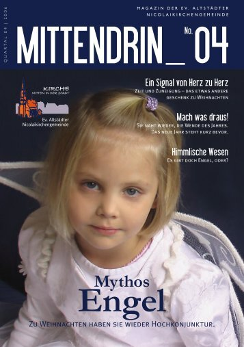 Mythos Engel - in der Altstädter Nicolaikirche