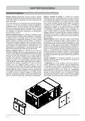 MANUALE INSTALLAZIONE ED USO - Page 6