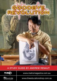 to download GOODBYE REVOLUTION study guide - Ronin Films