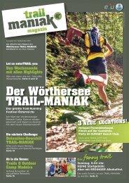 Das Race-Magazin online - trail-maniak