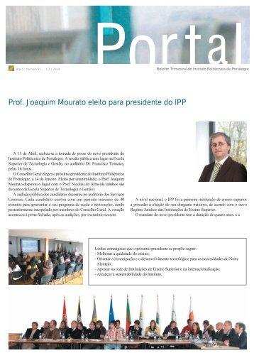 Portal 81 - Instituto Politécnico de Portalegre