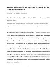 Nonlocal observables and lightcone-averaging in rela- tivistic ...