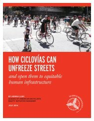 Unfreezing Streets