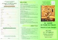 Programmazione - medicinaepersona.org