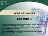 Hepatitis B - AASLD