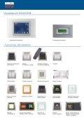 Catálogo técnico de VIT@ domótica (3ª Parte) - Simon - Page 2