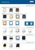Catálogo técnico de VIT@ domótica (3ª Parte) - Simon - Page 3