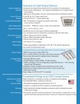 Leading Selling Features - LSI Industries Inc. - Page 3
