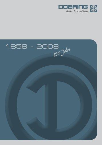 Download 150 Jahre DOERING GmbH Chronik (PDF, 5