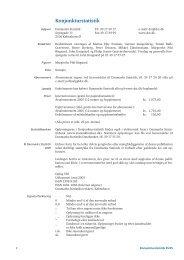 Publication - Main Indicators May 2005 - Contents - Danmarks Statistik