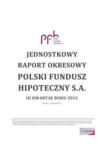 raport PFH III kwartał 2012.pdf