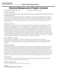 English Literature.pdf - umabroad.umn.edu - University of Minnesota