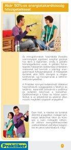 Tipp füzet - Hőszigetelés - Praktiker - Page 3