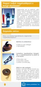 Tipp füzet - Hőszigetelés - Praktiker - Page 6
