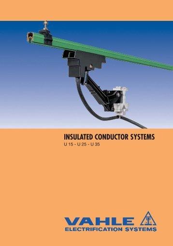 insulated conductors u 25