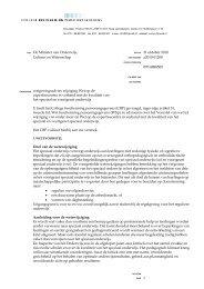 wetgevingsadvies wijziging Wet op de expertisecentra in verband ...
