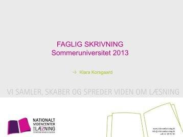 Slides 1. del - mitBUF.dk