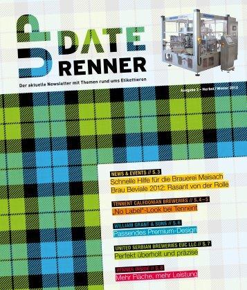 DATEN & FAKTEN 2.000qm - Renner GmbH