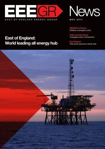 May 2011 - East of England Energy Group