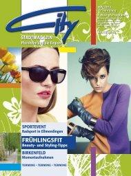 2012 - CITY Stadtmagazin