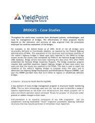 BRIDGES – Case Studies - Yieldpoint