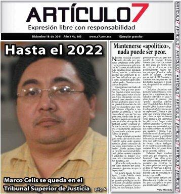 Publicación No. 183 - a7.com.mx