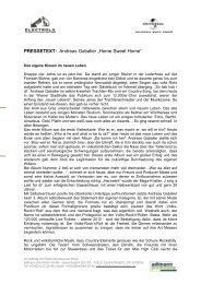Koch Universal Music - Vorlage Geschäftsbrief - Adlmann Promotion